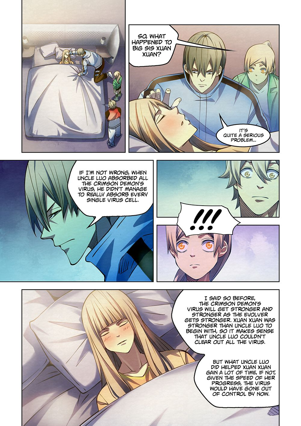 The Last Human - chapter 269 - #3