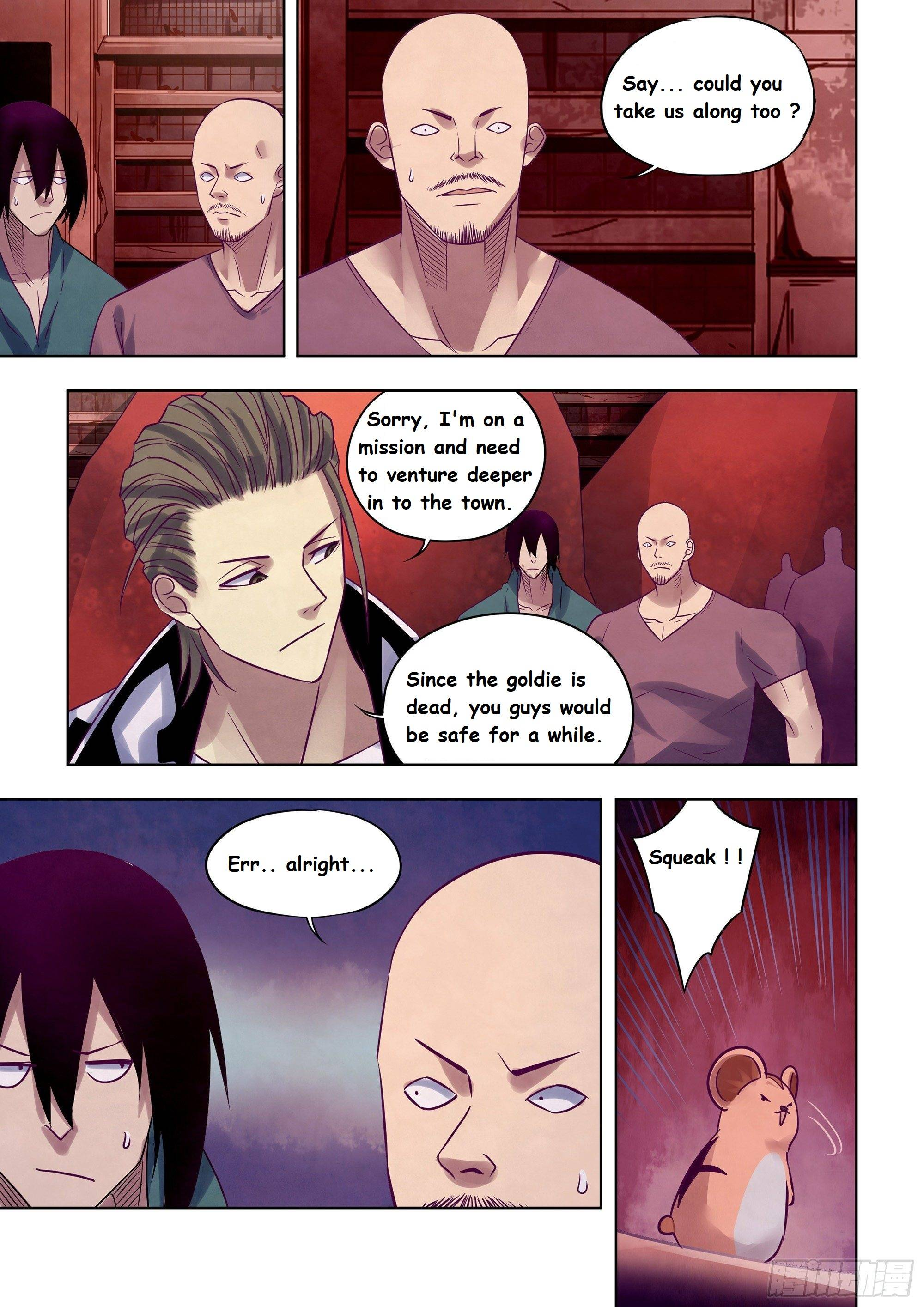The Last Human - chapter 353 - #3