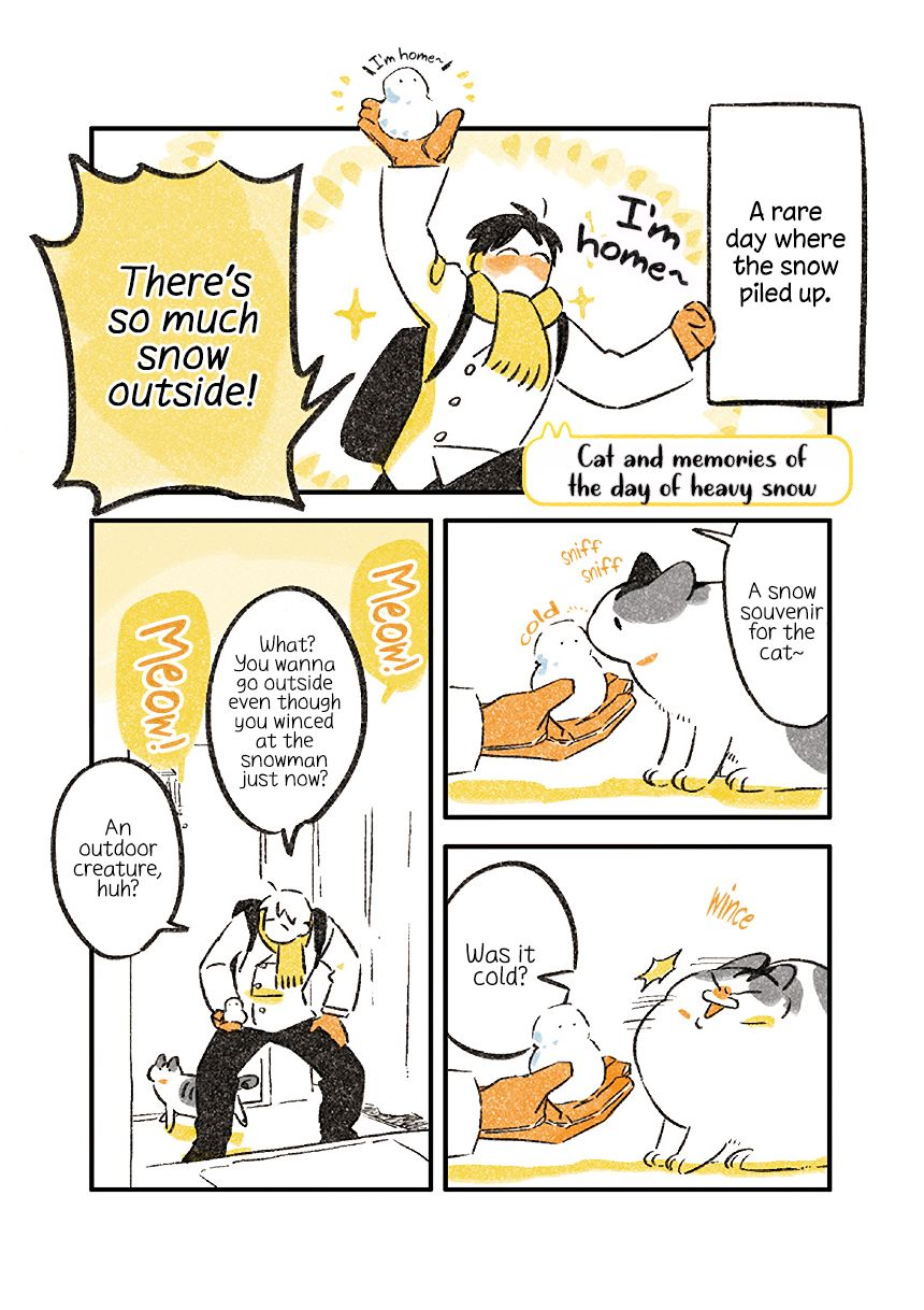 The Life of a Grandpa Cat - chapter 12 - #1