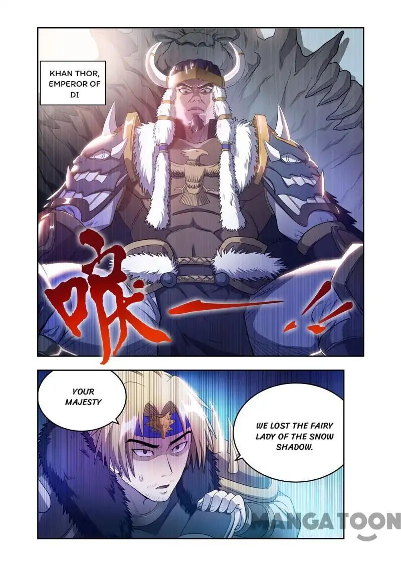 The Lord of No Boundary - chapter 20 - #3