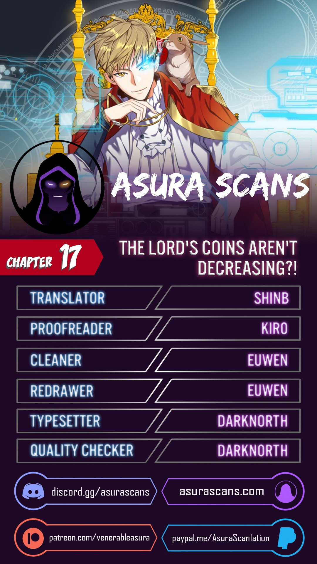 Does The Lord'S Coin Not Shrink?! - chapter 17 - #2