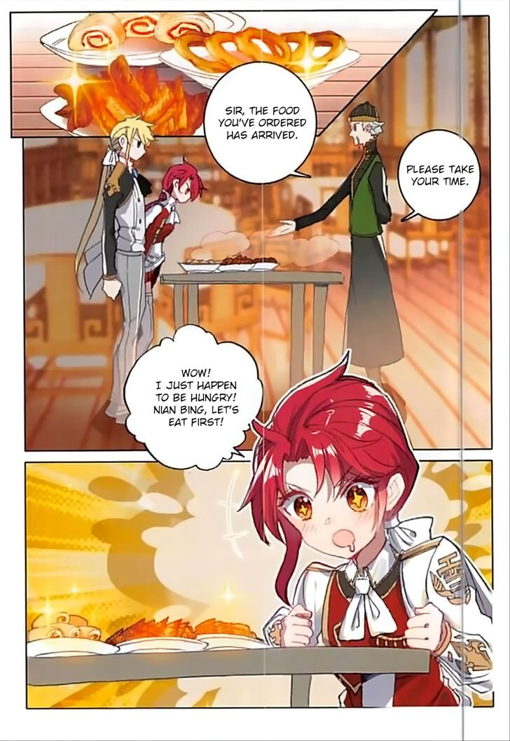 The Magic Chef of Ice and Fire - chapter 62 - #2