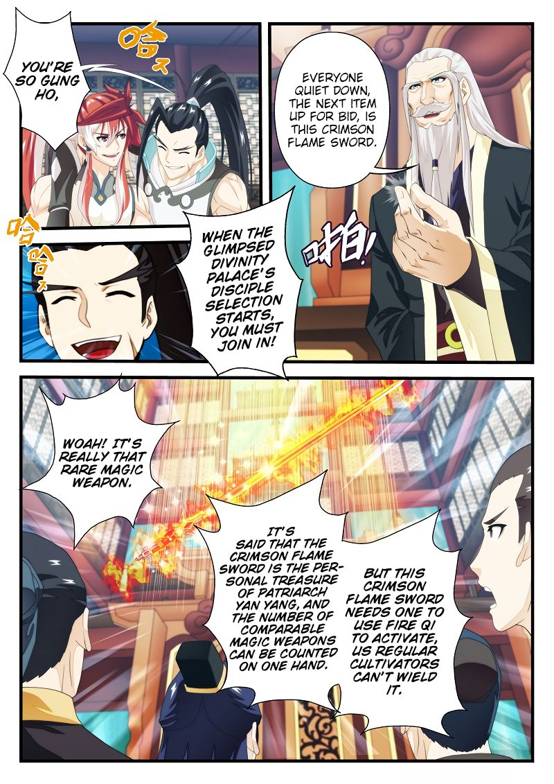 The Mythical Realm - chapter 165.2 - #3