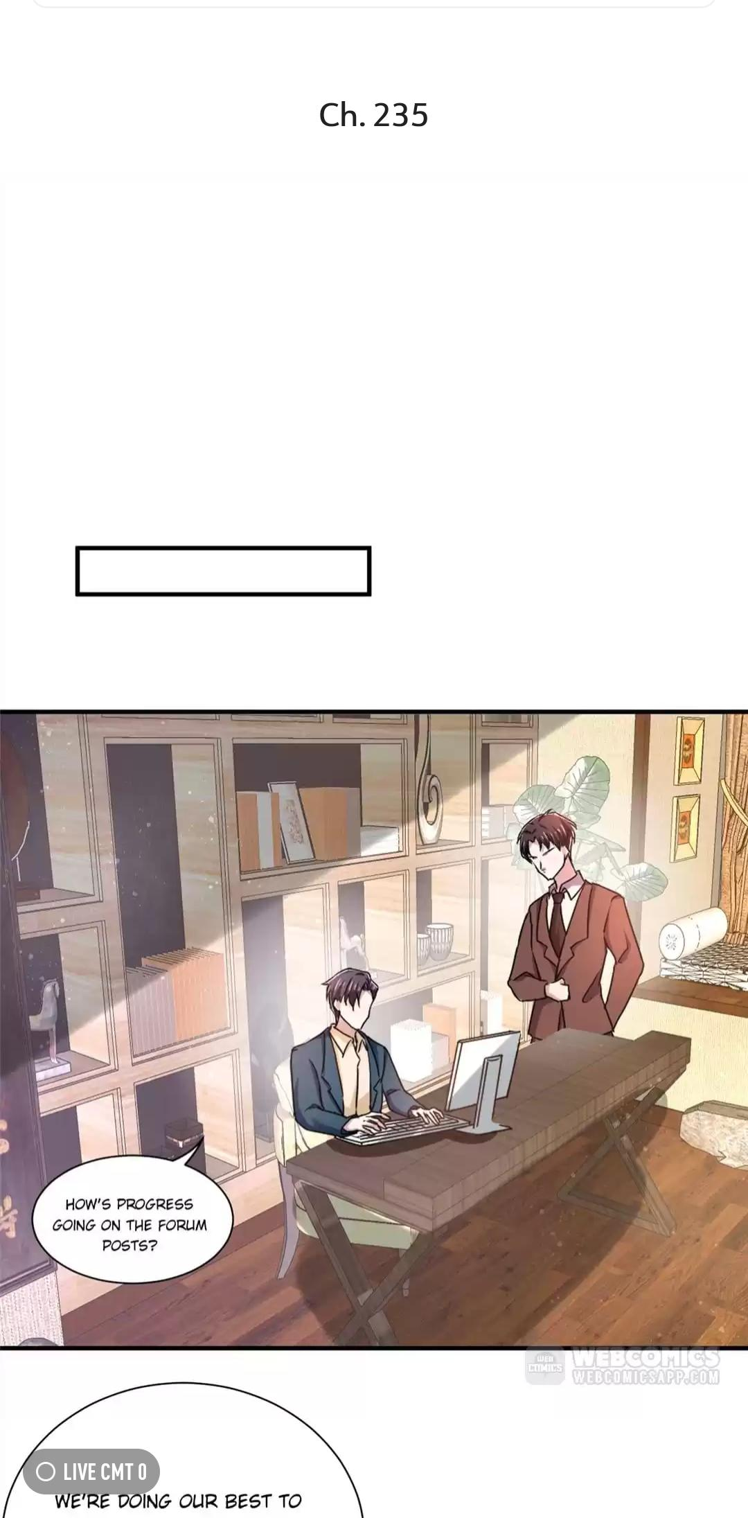 The Naive Mr. Lu - chapter 235 - #1
