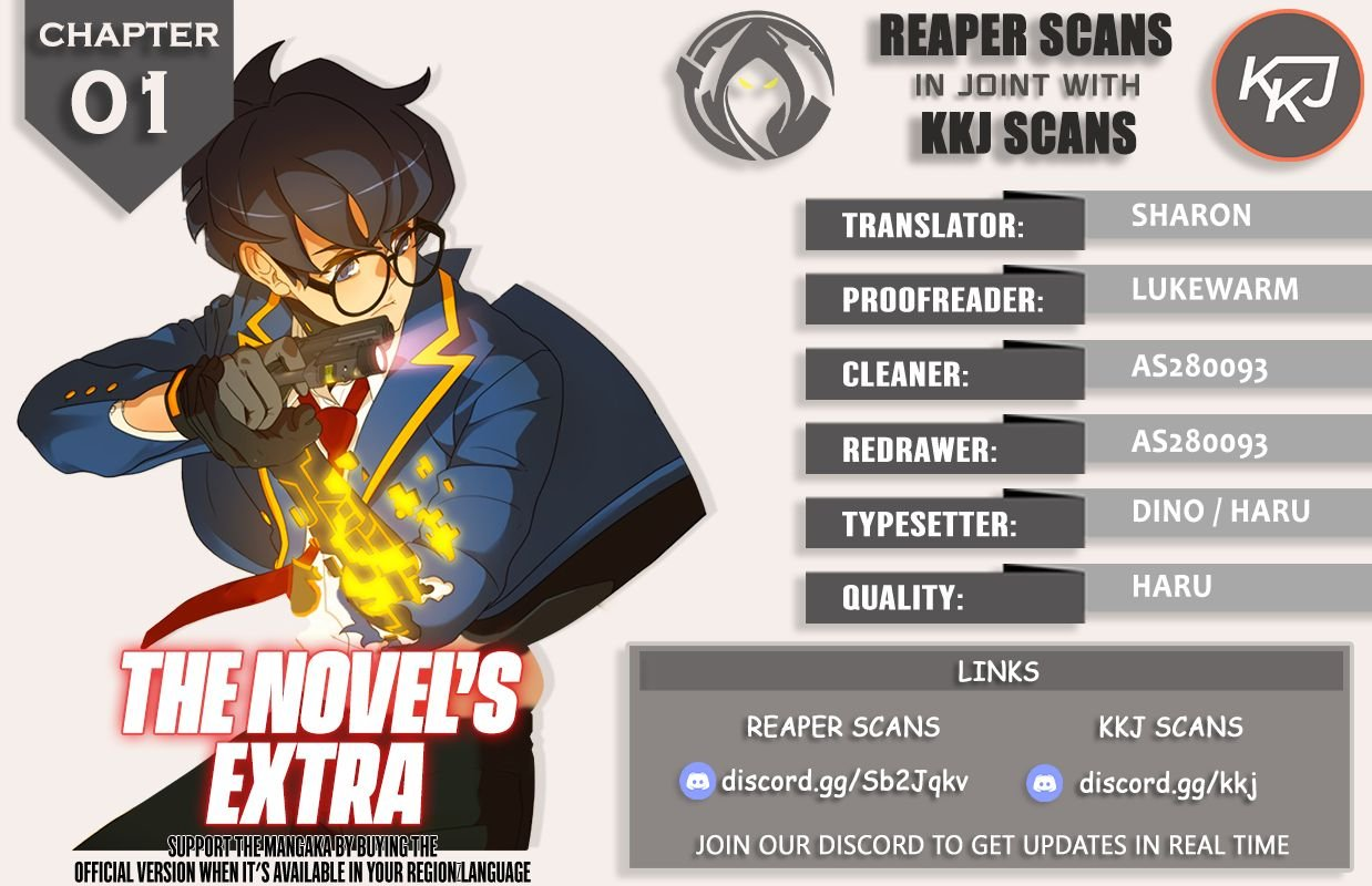 The Novel's Extra - chapter 1 - #1
