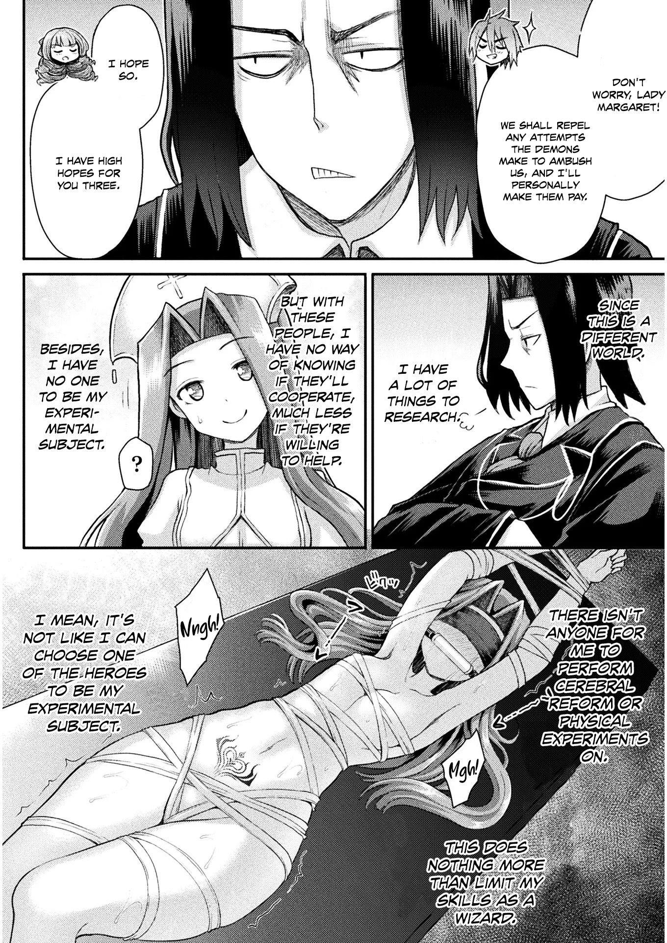 The Other World's Wizard Does Not Chant - chapter 4 - #3