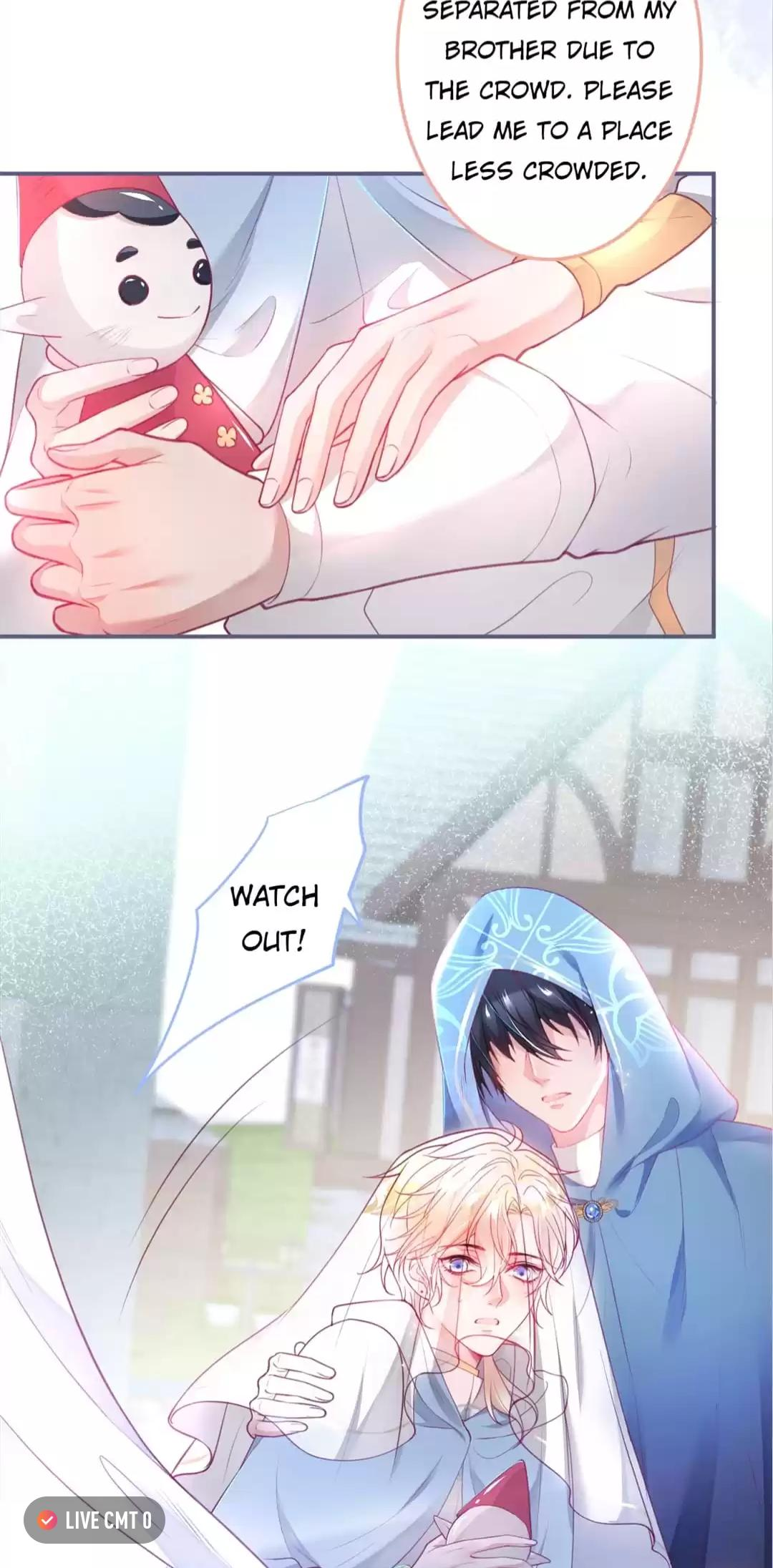 The Prince And His Mischievous One - chapter 77 - #3