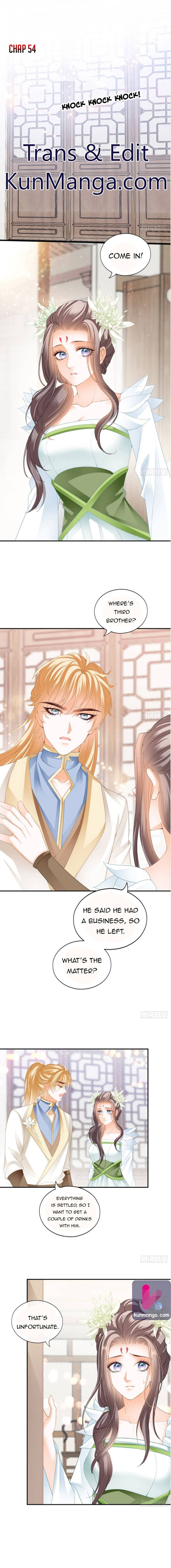 The Prince Wants You - chapter 54 - #1