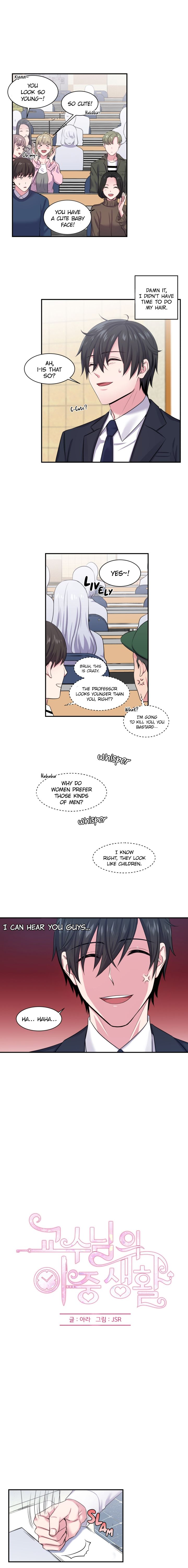 The Professor's Double Life - chapter 2 - #3