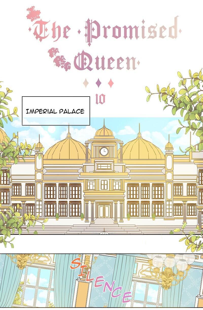 The Promised Queen - chapter 10 - #1
