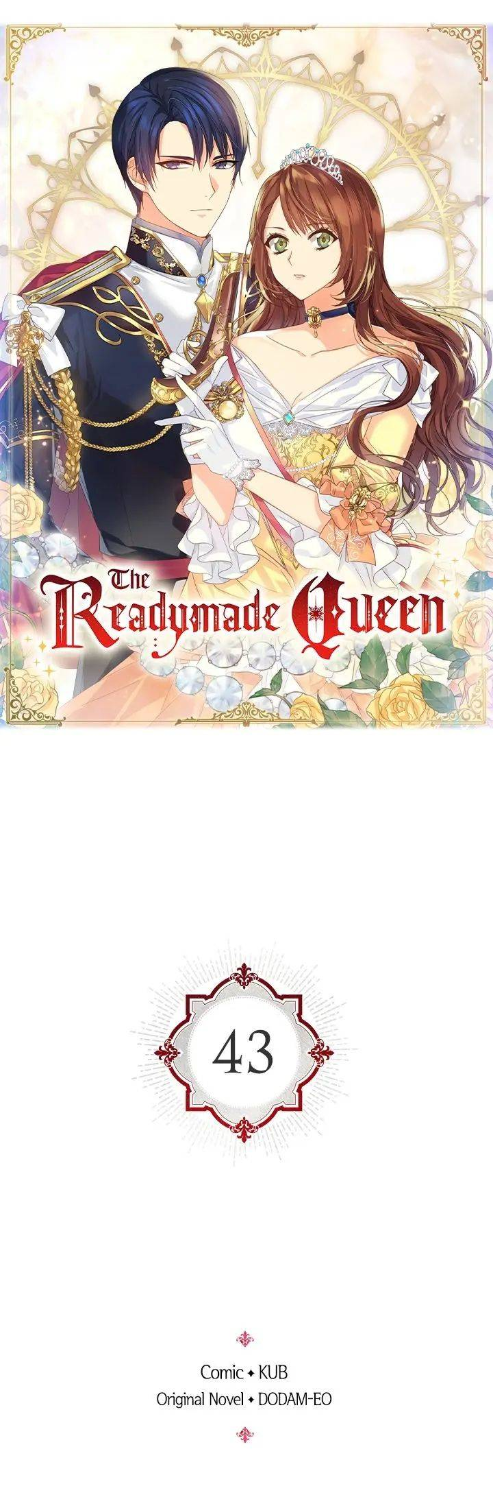 The Readymade Queen - chapter 43 - #1