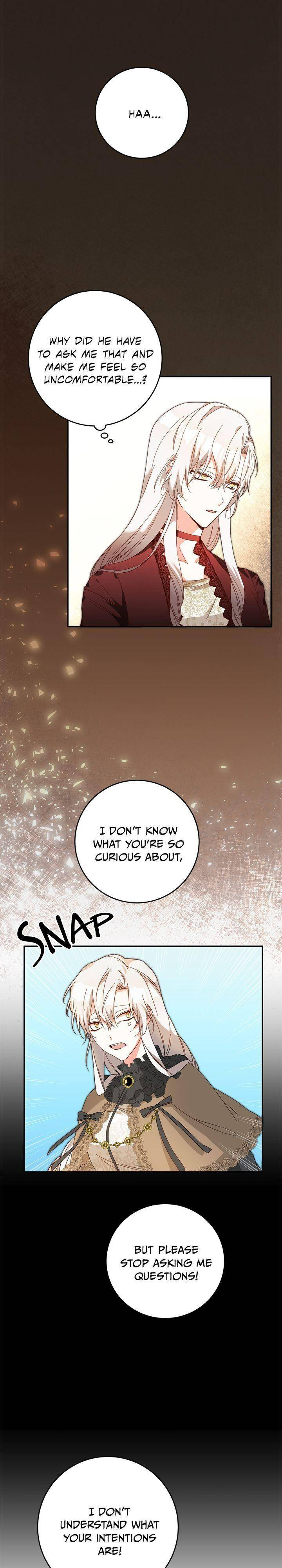 The Reason She Lives as a Villainess - chapter 6 - #1