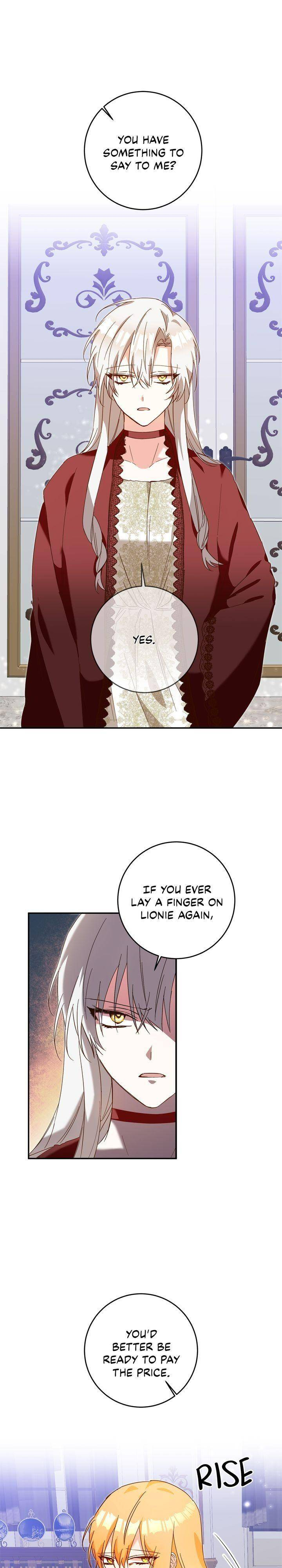 The Reason She Lives as a Villainess - chapter 7 - #1