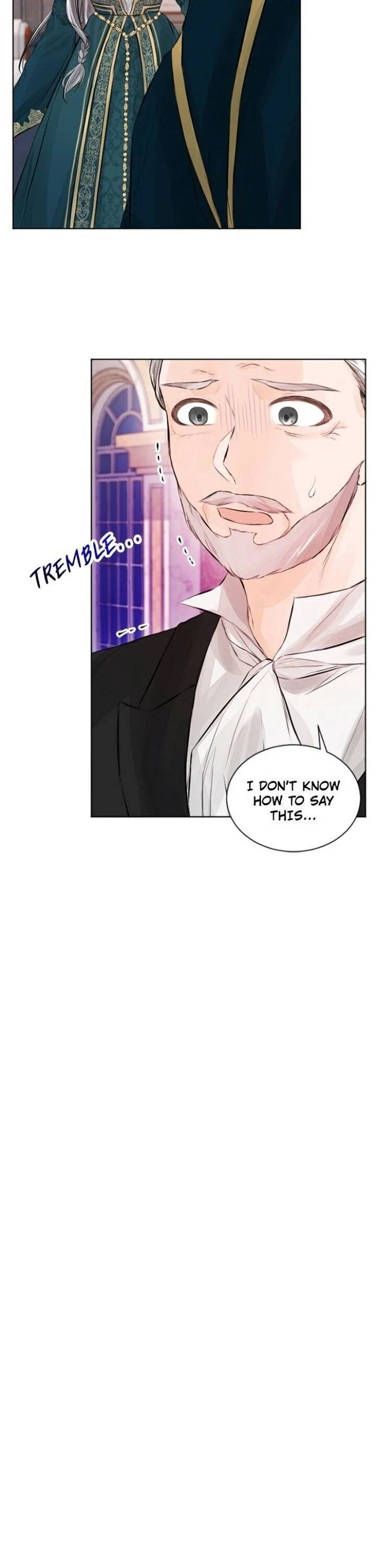 The Reason Why Ophelia Can'T Get Away From The Duke - chapter 27 - #2