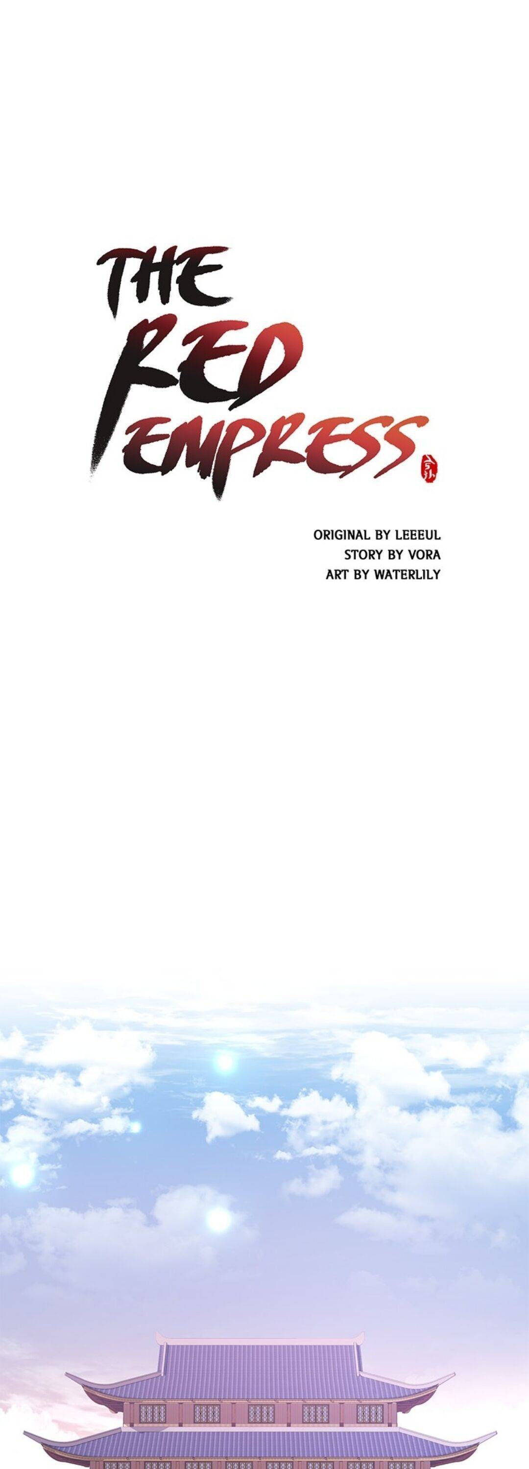 The Red Empress - chapter 27 - #1