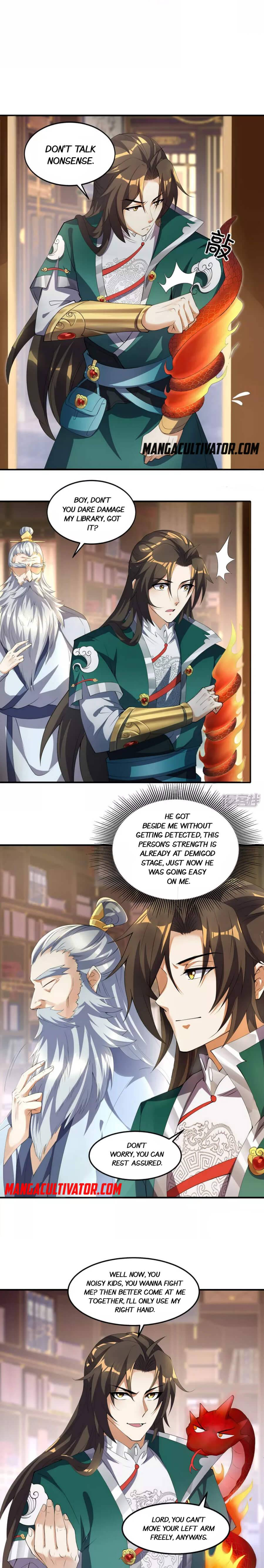 The Return Of The Heavenly Sage - chapter 19 - #3