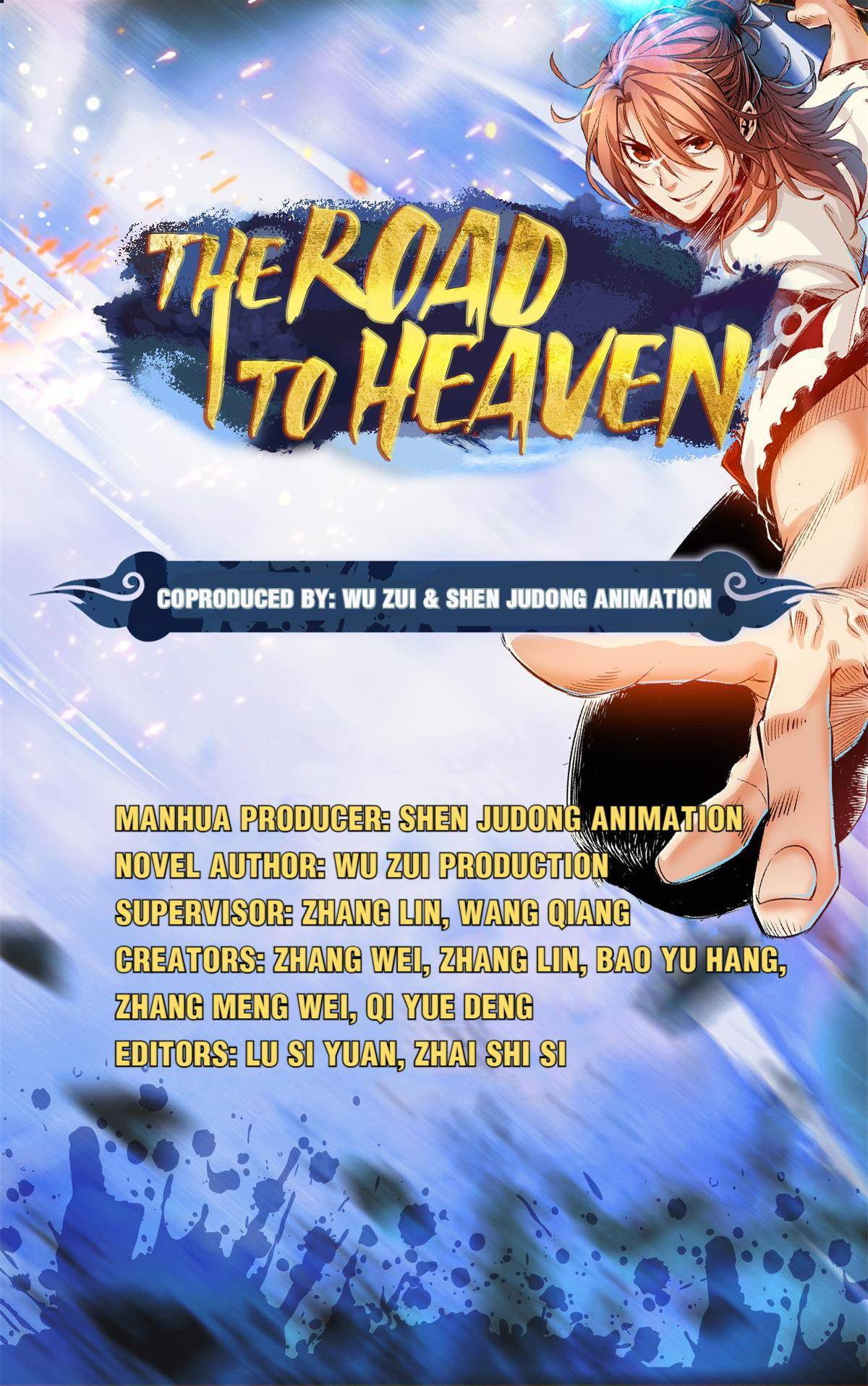 The Road To Heaven - chapter 13 - #1