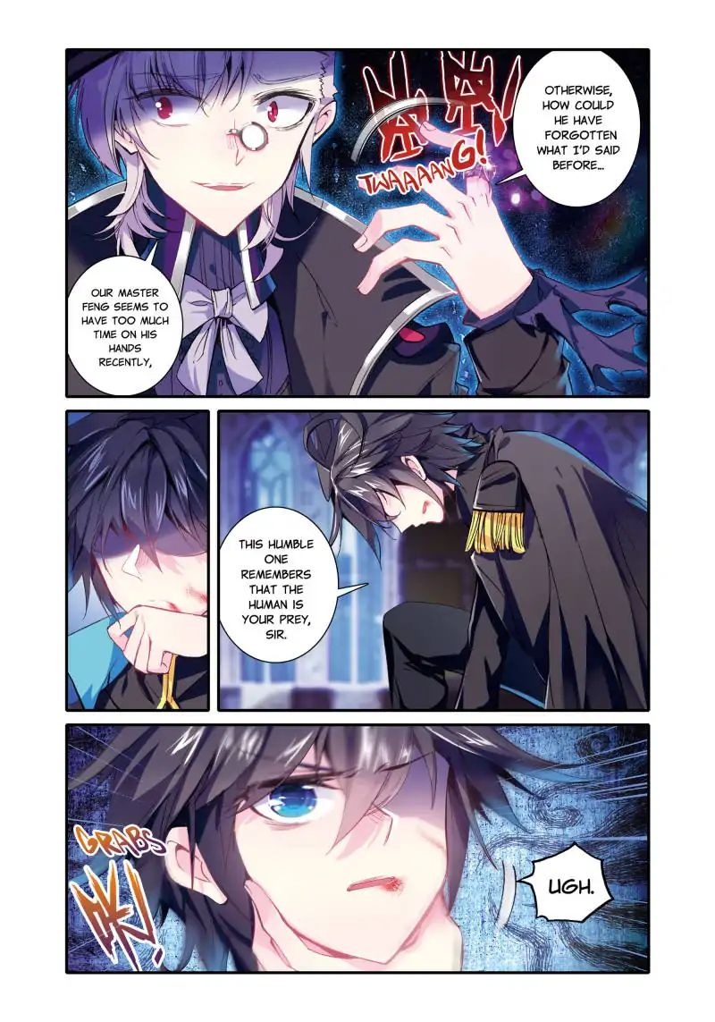 The Scarlet Vow - chapter 33 - #3