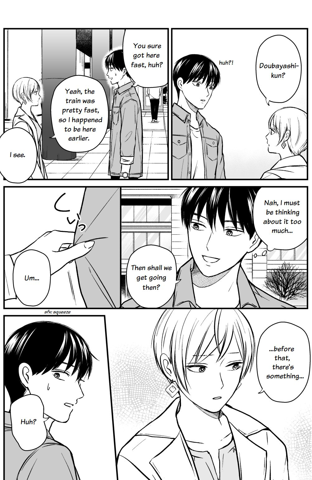 The Senior And Junior Broke Up Three Months Ago - chapter 18 - #2
