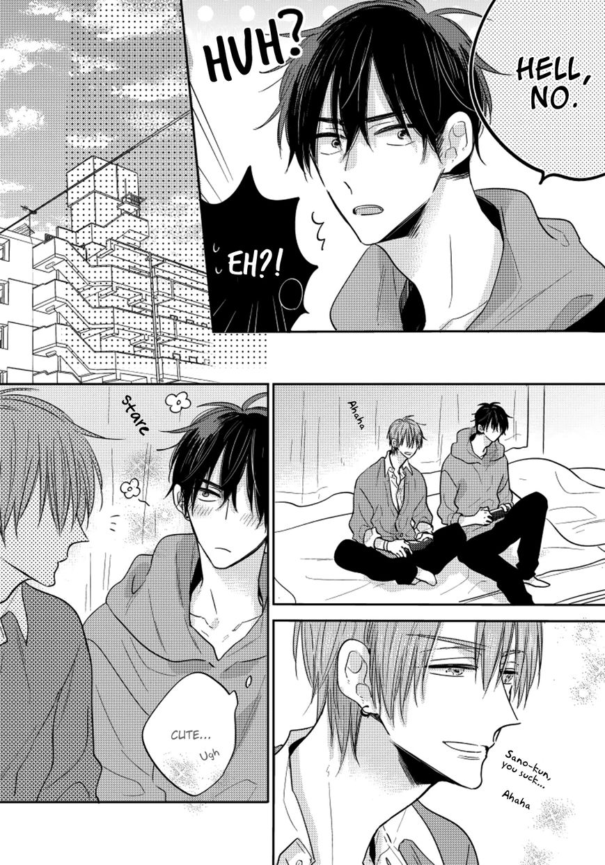 The Senpai I Hate - chapter 6 - #2