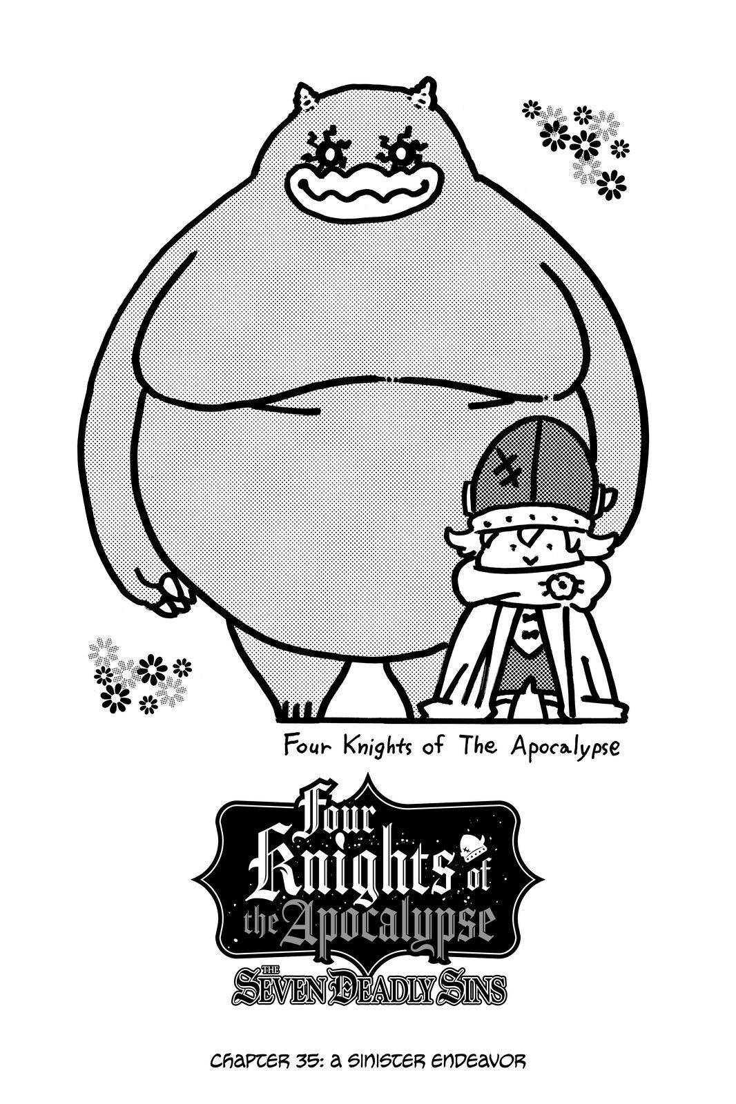 The Four Knights of the Apocalypse - chapter 35 - #1