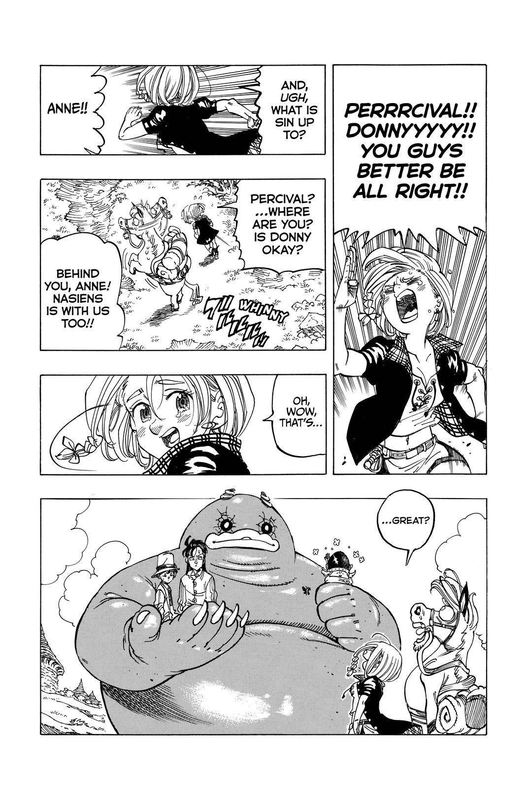 The Four Knights of the Apocalypse - chapter 35 - #3