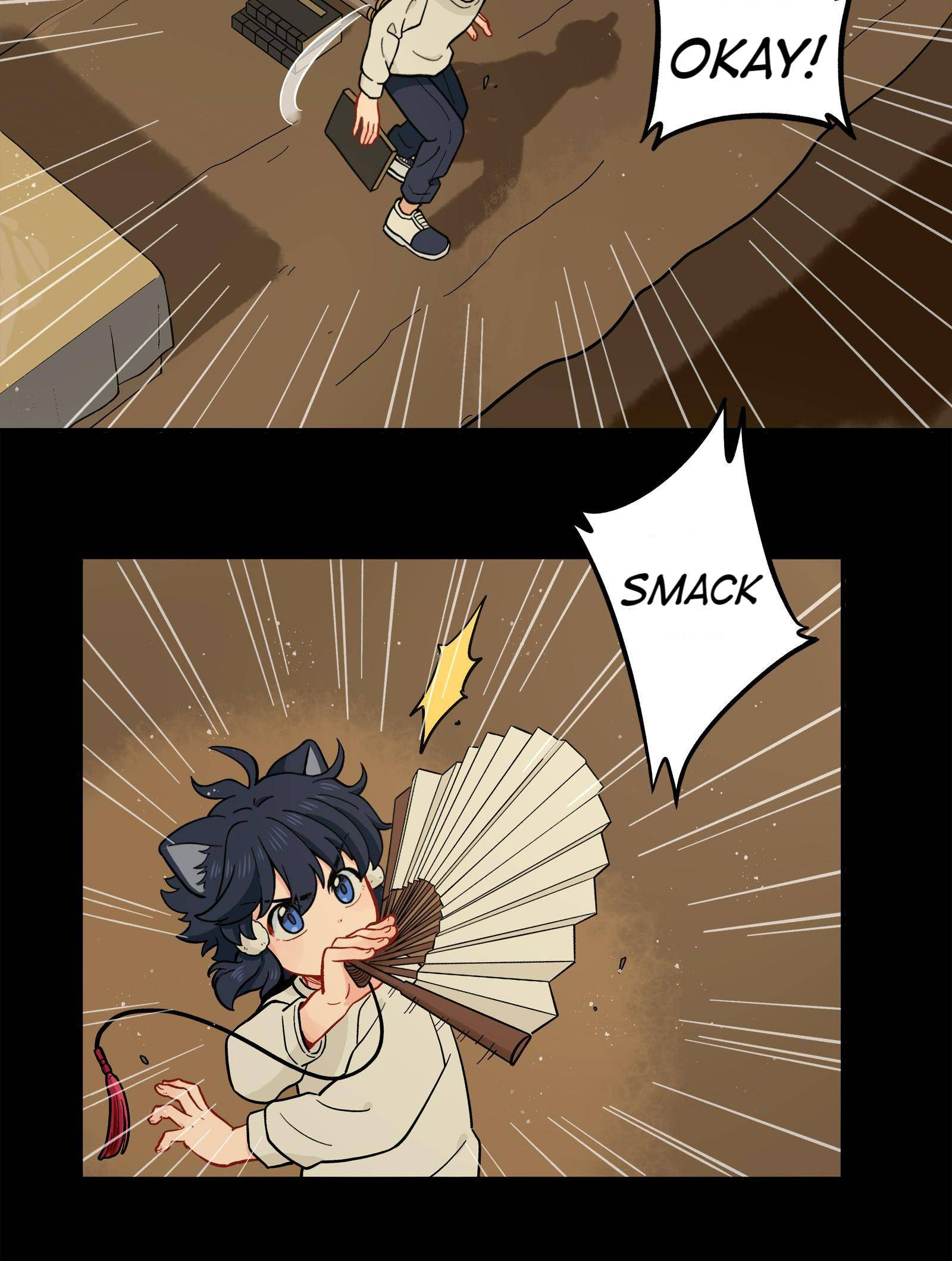The Silver Wolf - chapter 28 - #3