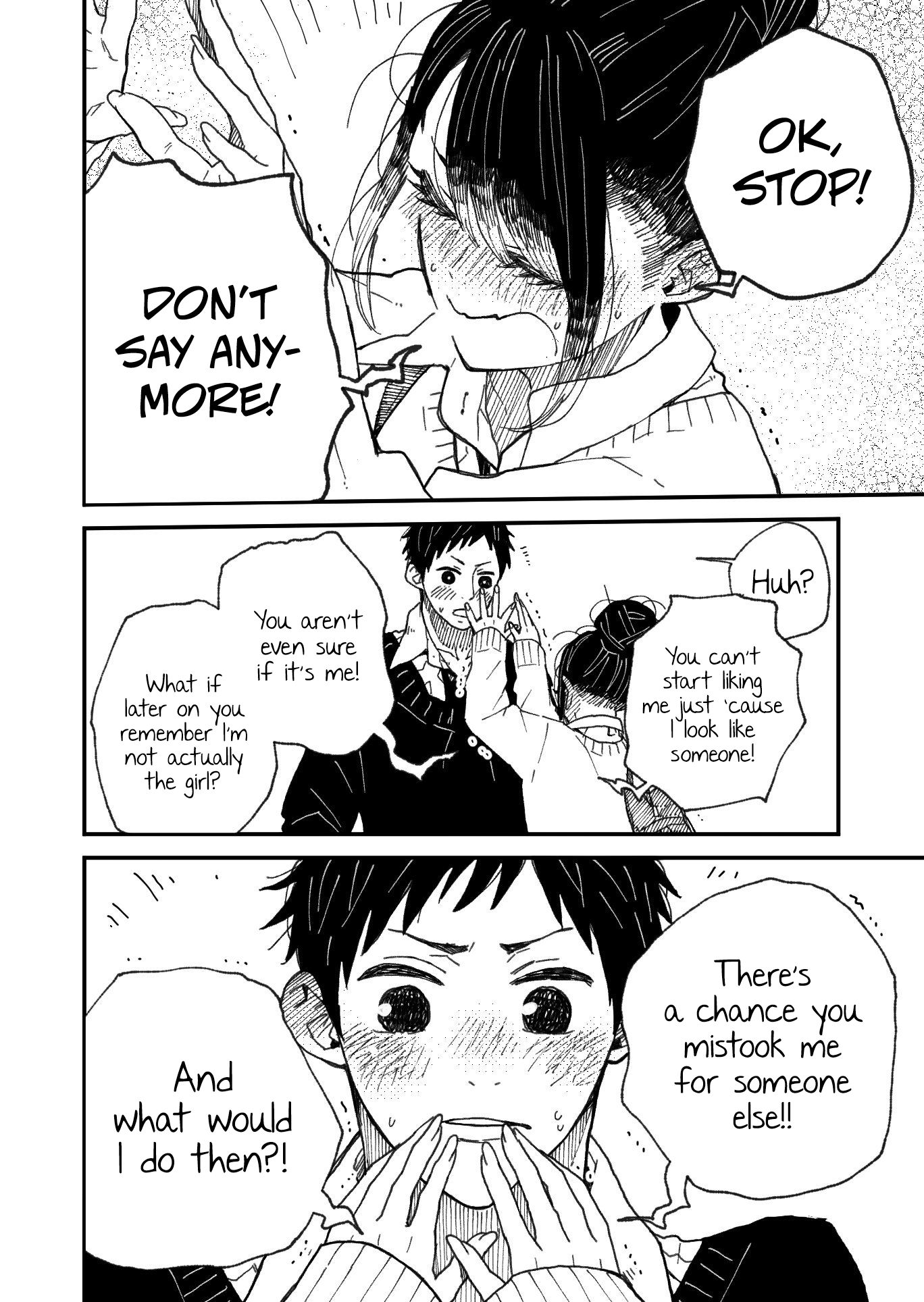 The Story of a Girl with Sanpaku Eyes - chapter 47 - #2