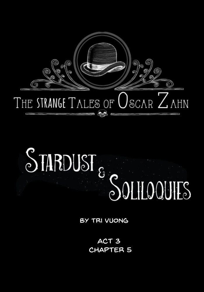 The Strange Tales of Oscar Zahn - chapter 57 - #1