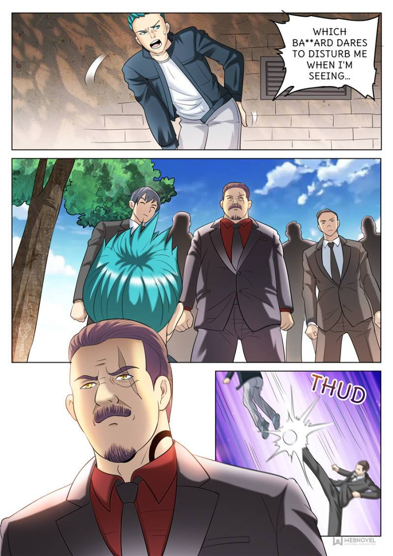 The Superb Captain in the City - chapter 260 - #3