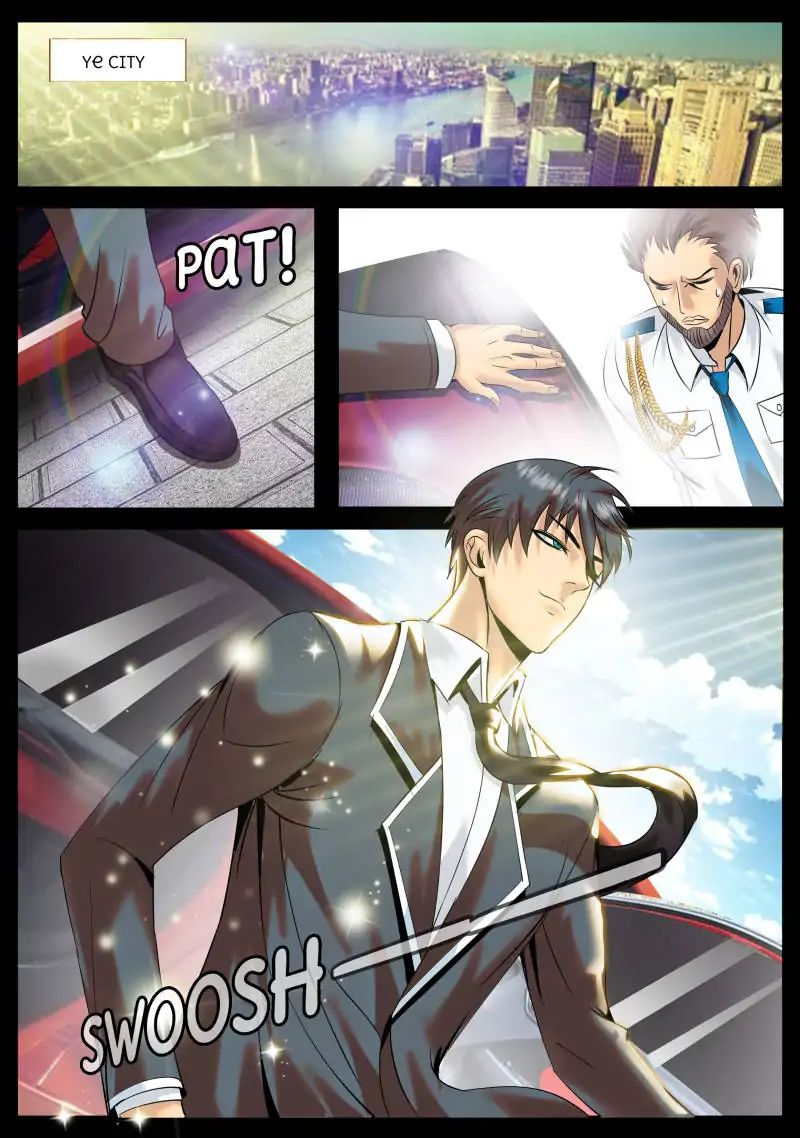 The Superb Captain in the City - chapter 27 - #3