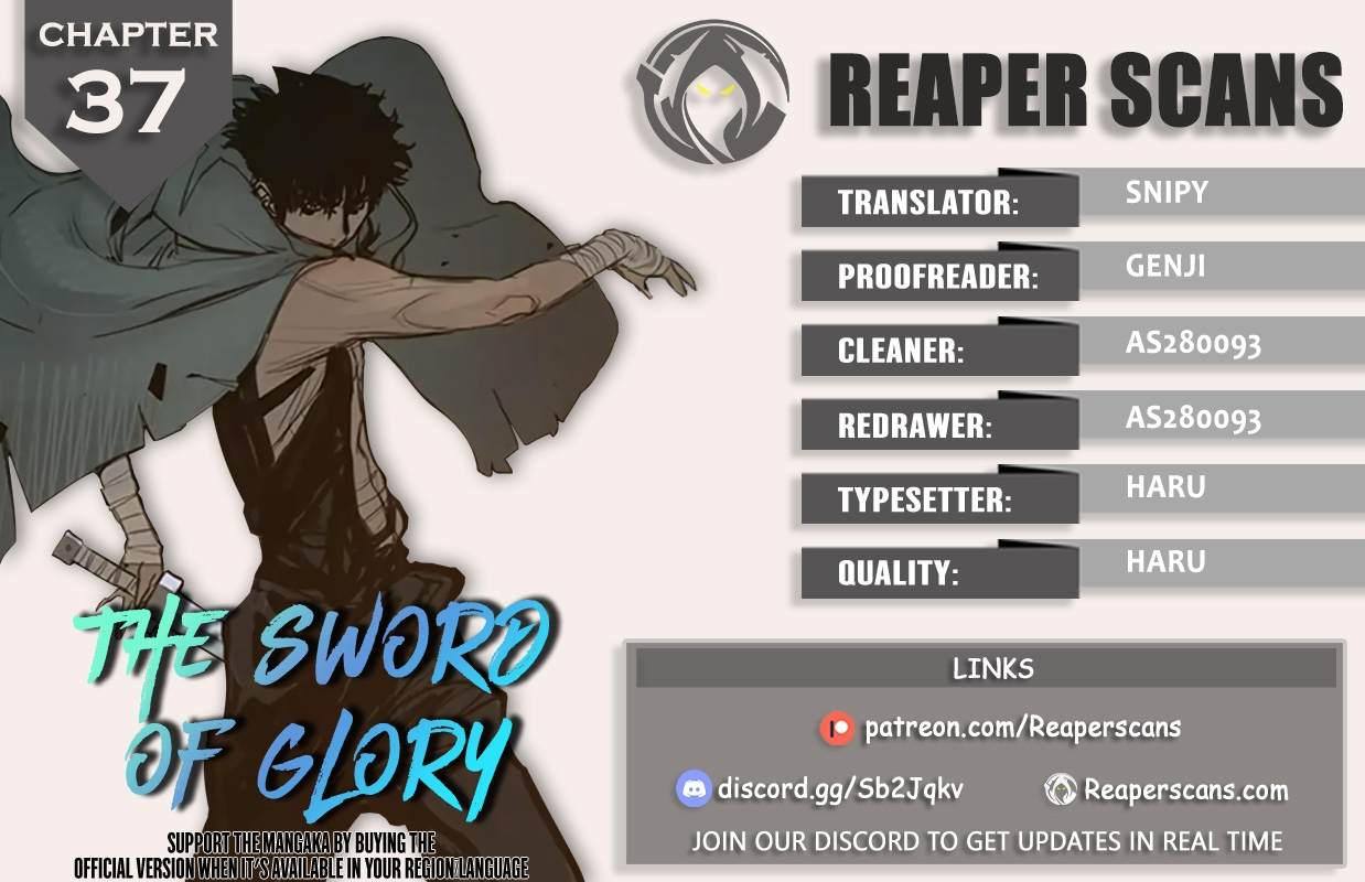 The Sword of Glory - chapter 37 - #1