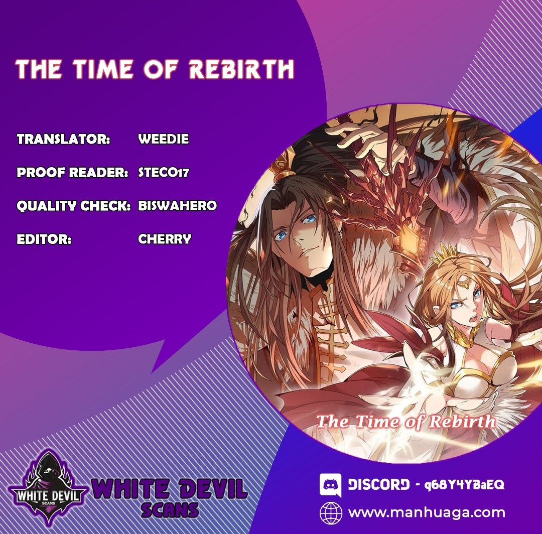 The Time Of Rebirth - chapter 27 - #1