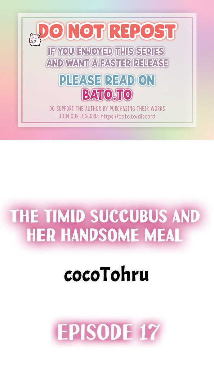 The Timid Succubus And Her Handsome Meal - chapter 17 - #1