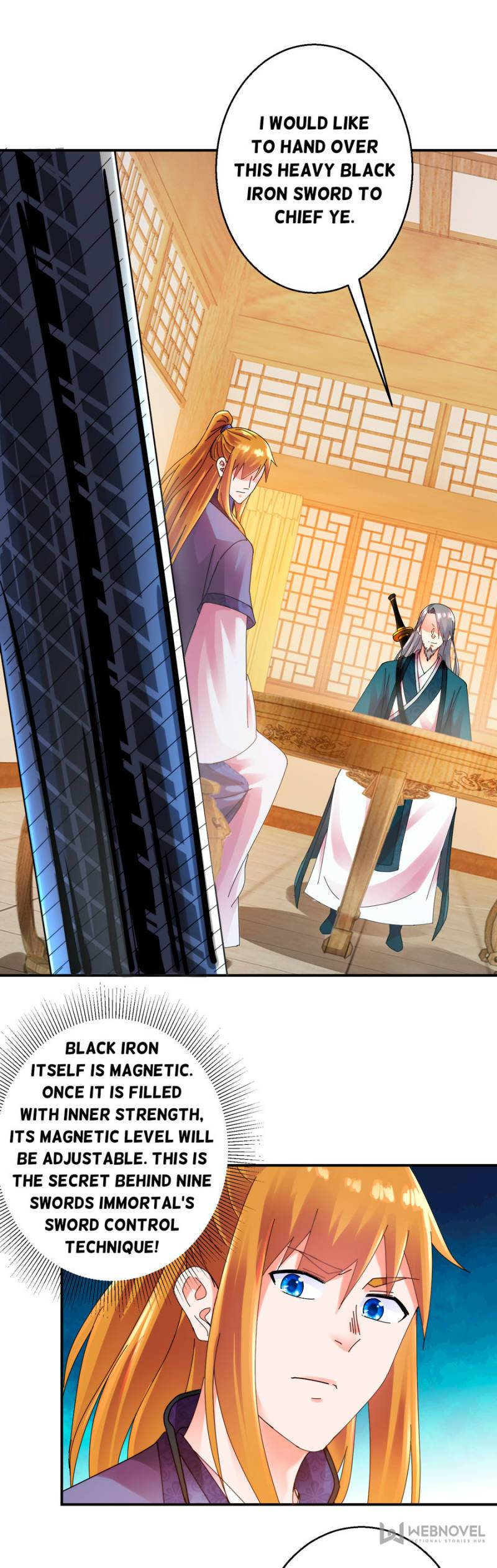 The Top Clan Leader In History - chapter 173 - #3