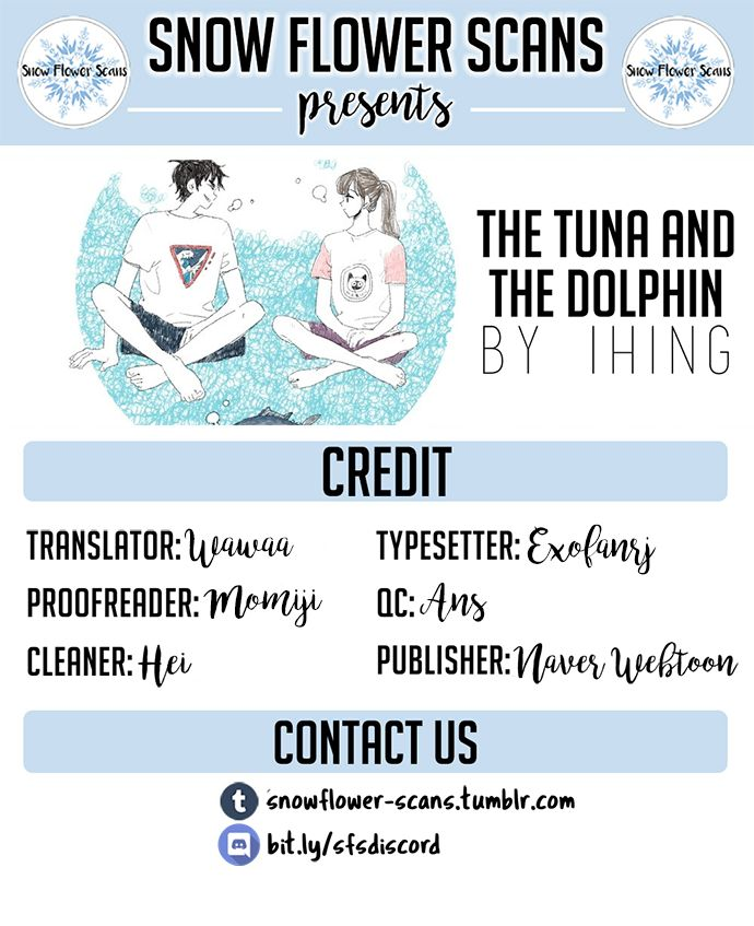 The Tuna And The Dolphin - chapter 21 - #1