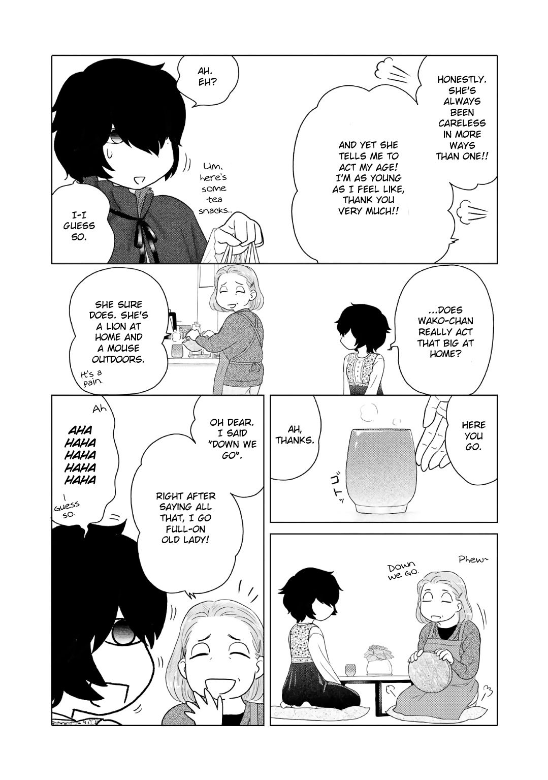The Two Of Them Are Pretty Much Like This - chapter 23 - #3