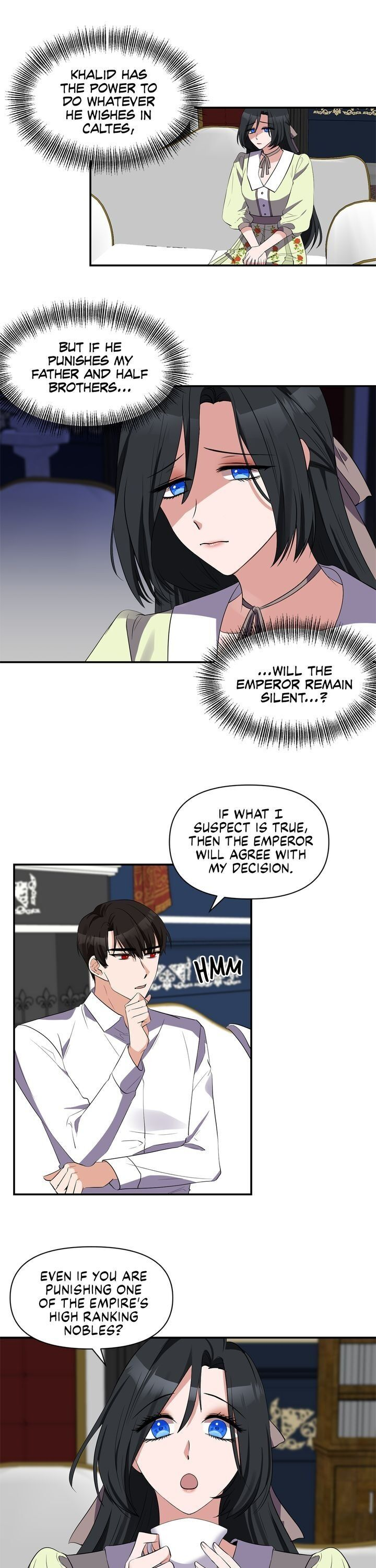 The Tyrant Husband Has Changed - chapter 18 - #1
