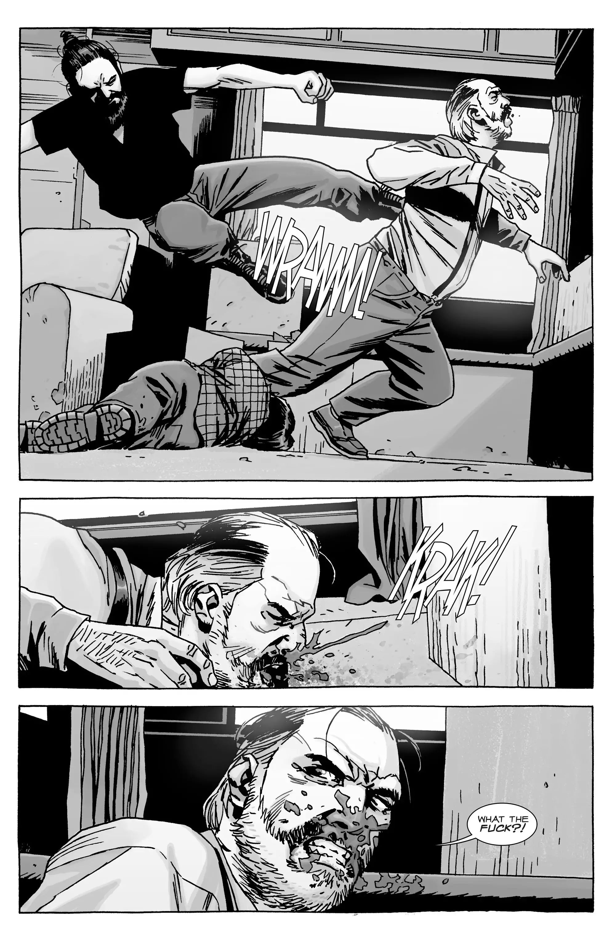 The Walking Dead - chapter 138 - #3