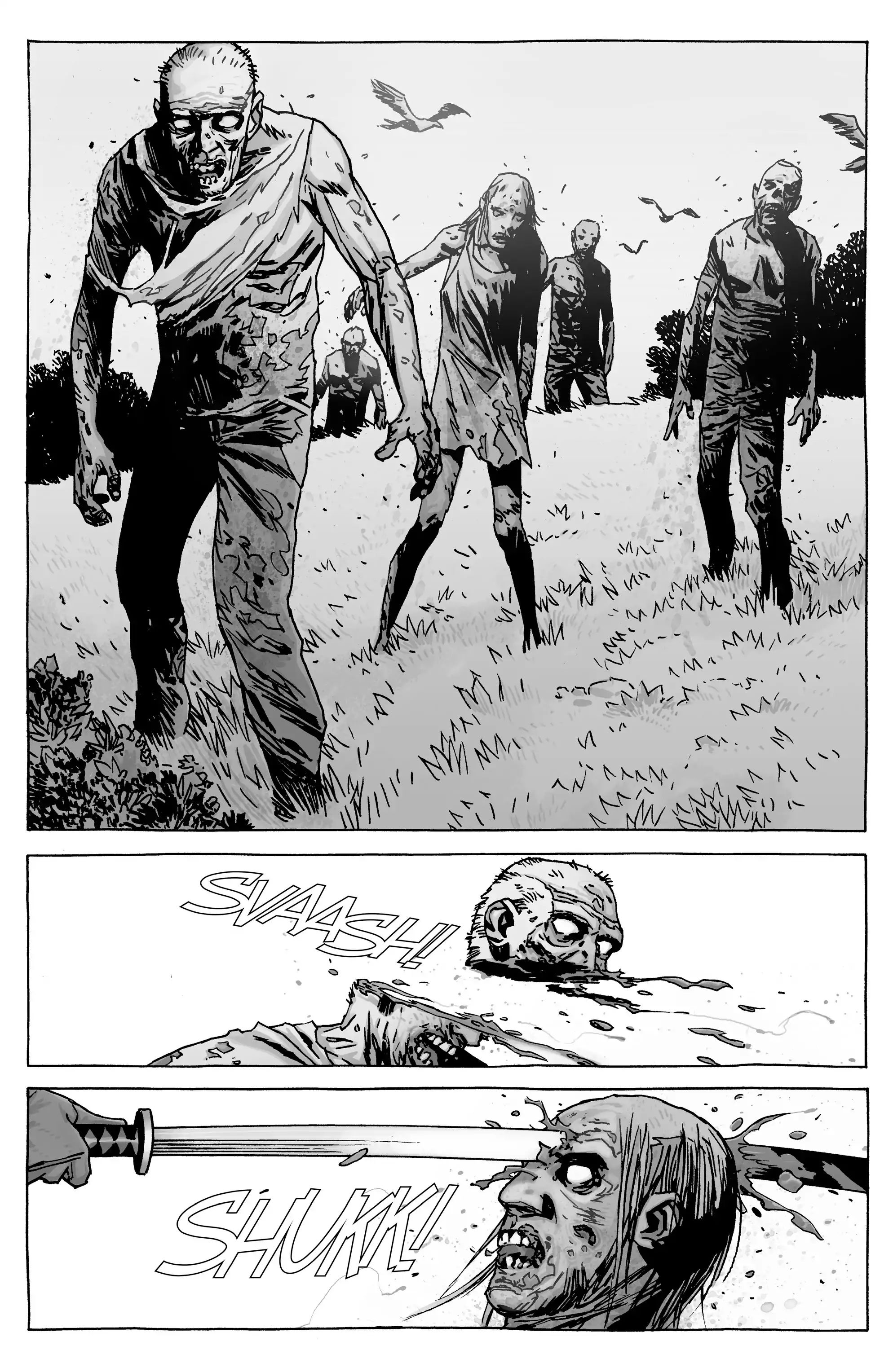 The Walking Dead - chapter 139 - #3