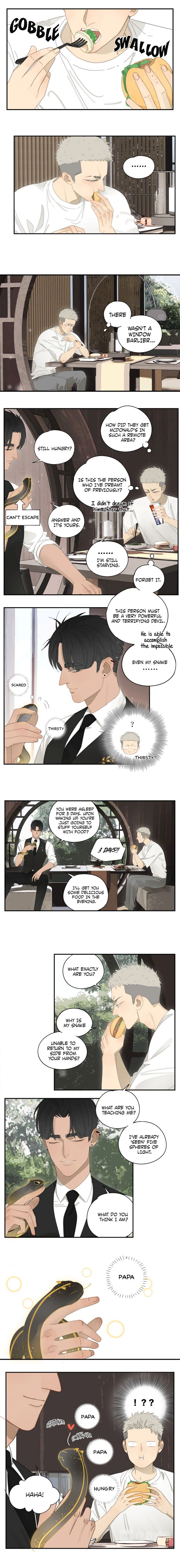 The way to appeal to the Devil - chapter 6 - #2