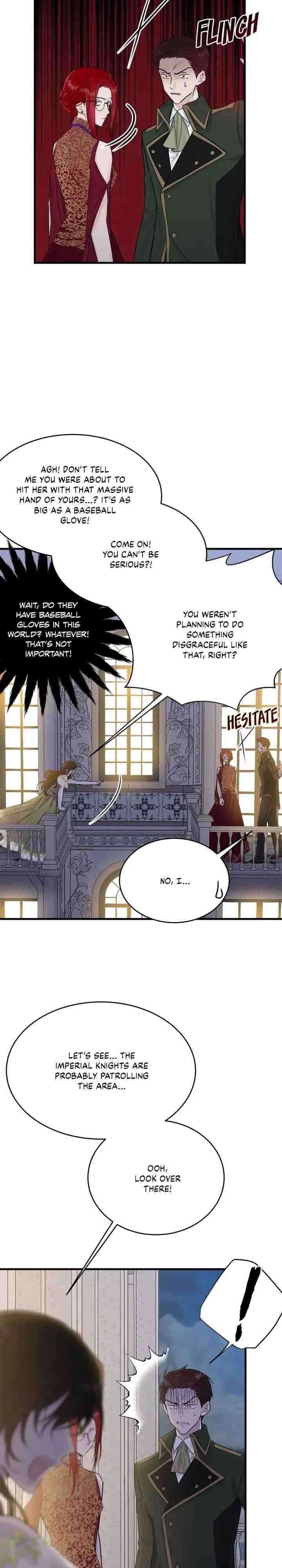 The Young Lady I Served Became A Young Master - chapter 25 - #3