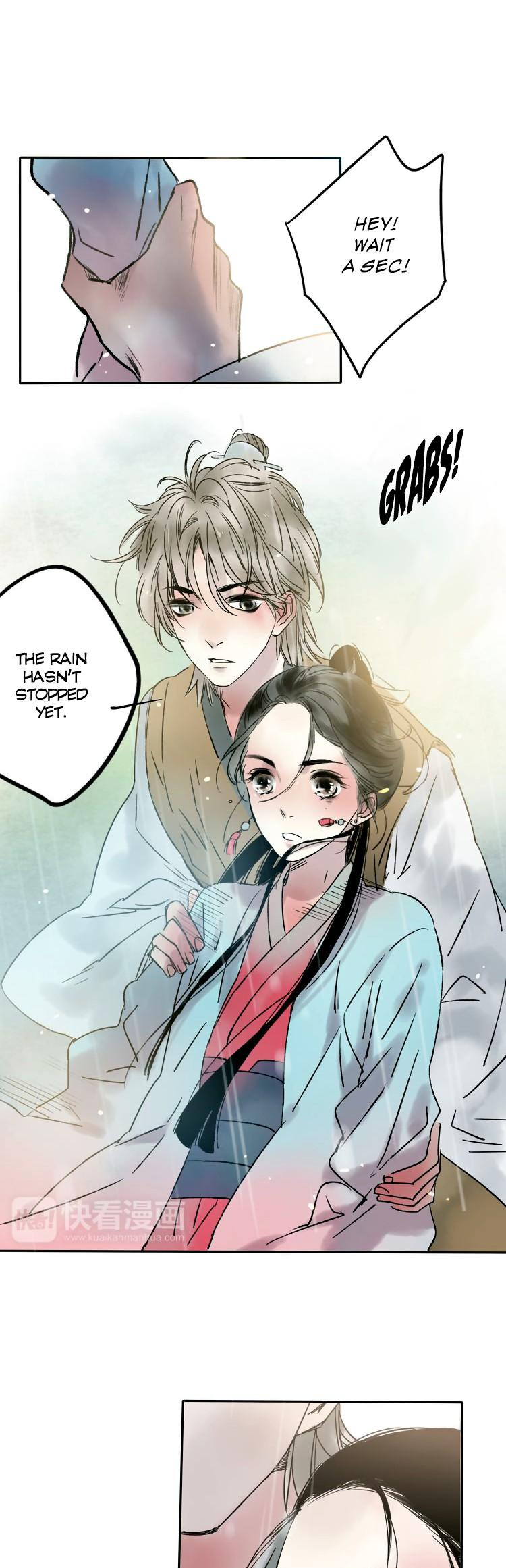 Thousand Endless Rains from Faraway Mountains - chapter 8 - #1