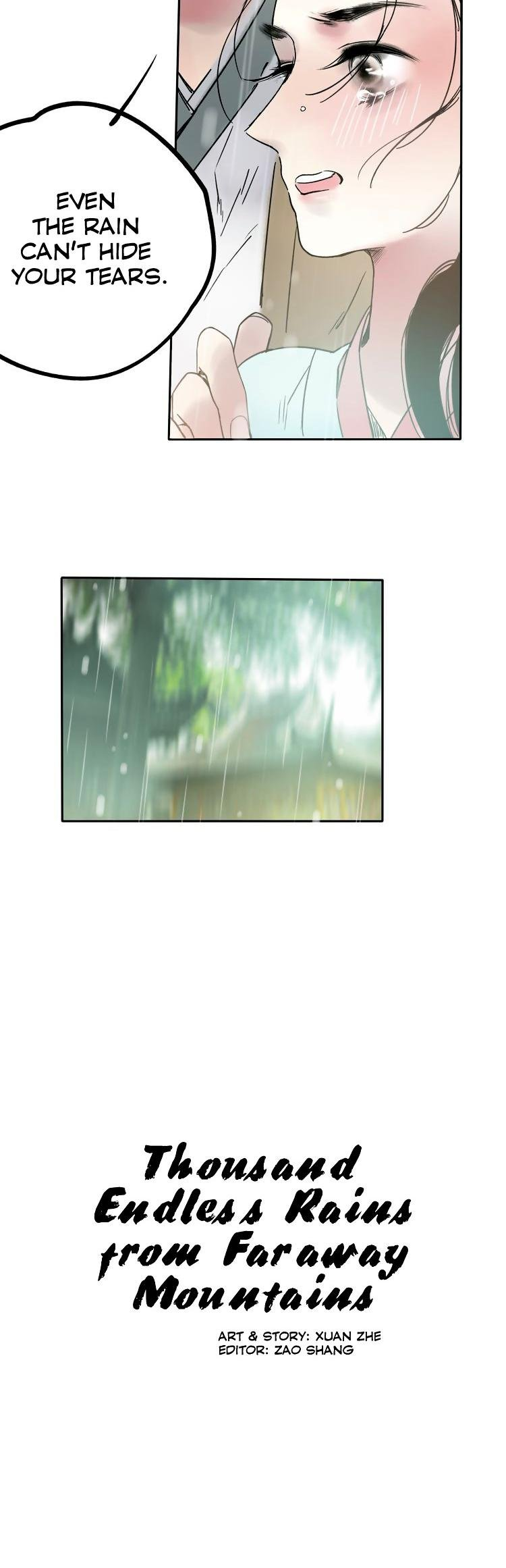 Thousand Endless Rains from Faraway Mountains - chapter 8 - #2