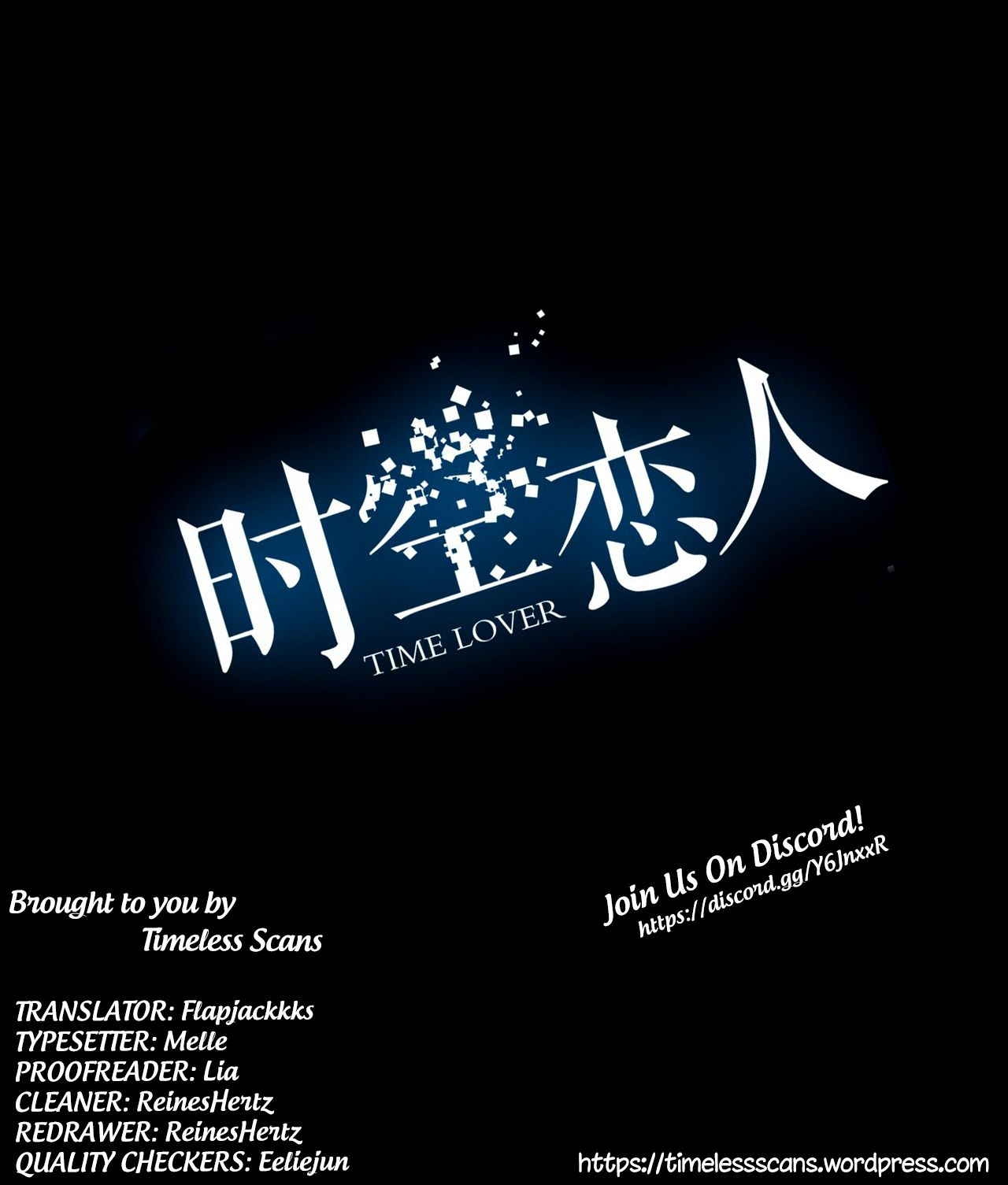 Time Lover - chapter 75 - #1