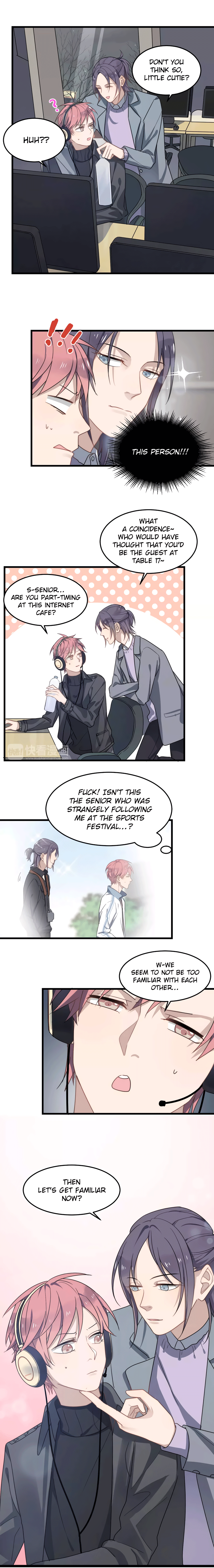 Too Close - chapter 23 - #3