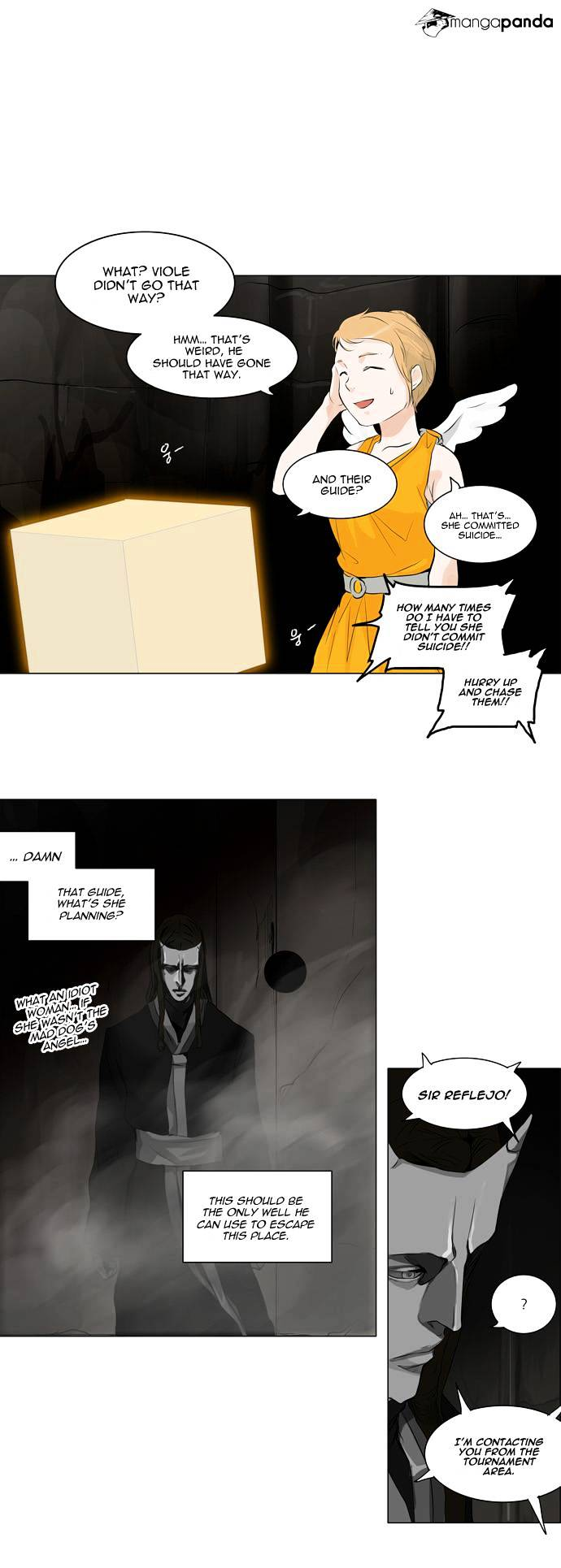Tower of God - chapter 173 - #1