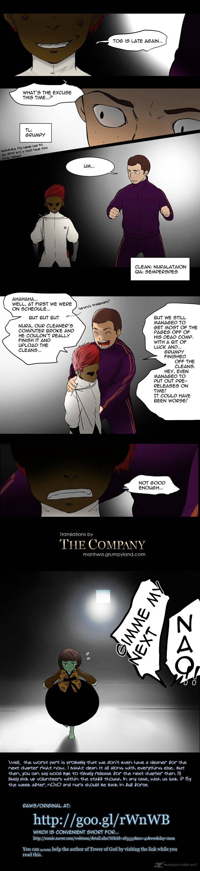 Tower of God - chapter 40 - #1