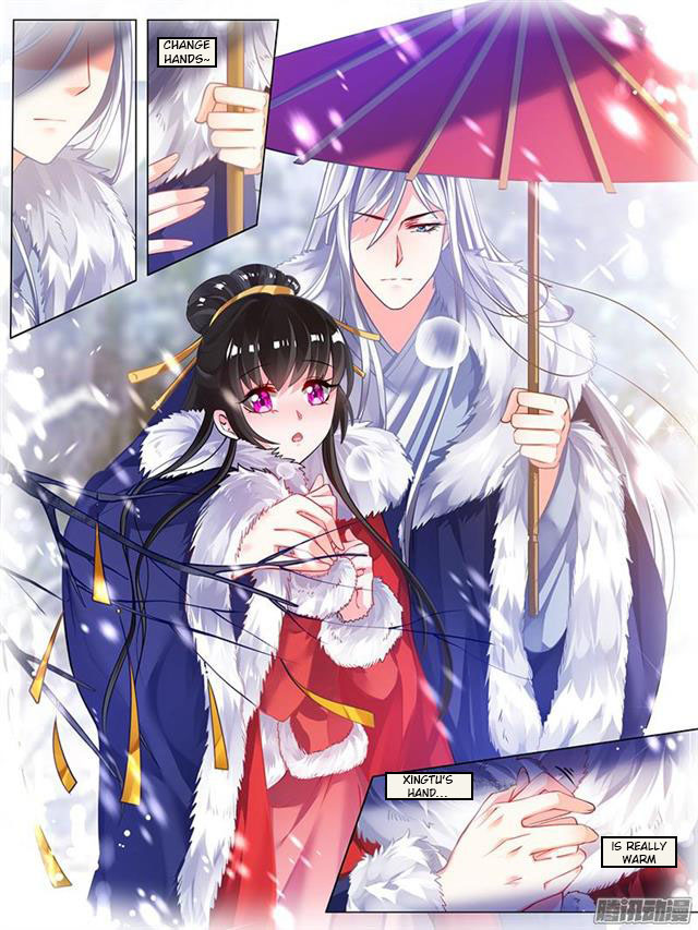 Ugly Woman's Harem Code - chapter 35.5 - #3