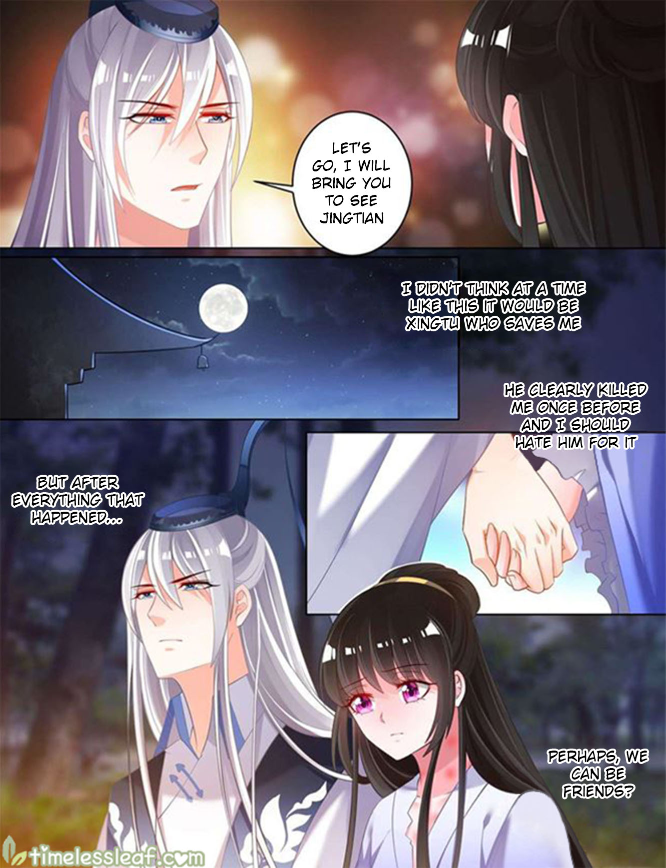 Ugly Woman's Harem Code - chapter 69.5 - #2